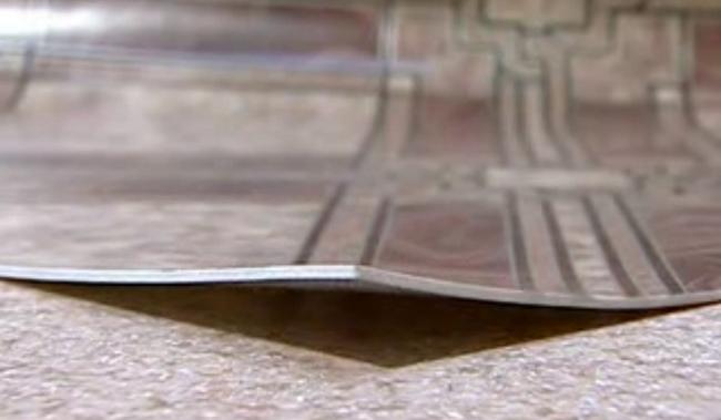 Износоустойчивость изделия напрямую связана с толщиной транспарента