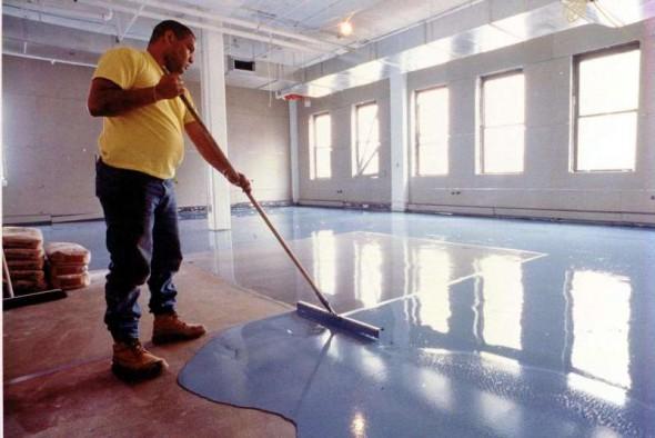 Этап подготовки поверхности является одним из самых ответственных