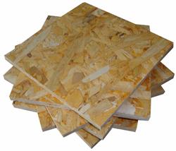 ОСП является продуктом древесного происхождения, образованным прессованием прямоугольных плоских щепов в условиях высокого давления и температуры