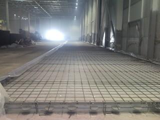 Технология устройства бетонного промышленного пола