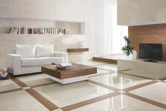 При тщательно продуманном дизайне можно обойтись и сравнительно недорогими материалами