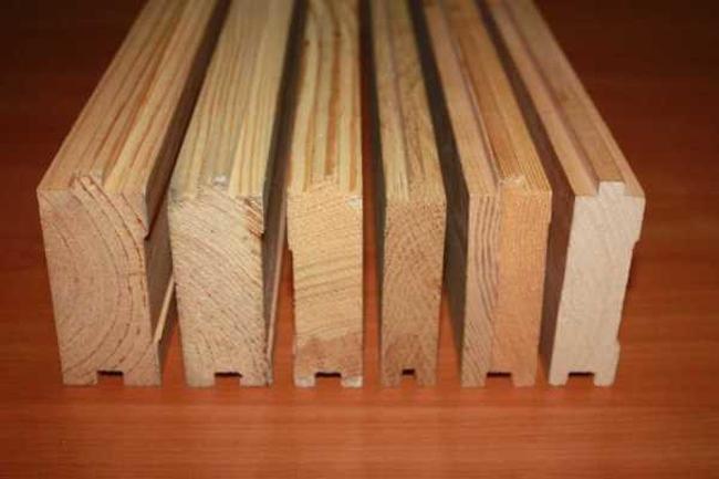 Доска со шпунтом может иметь гребень разной формы. Удобнее всего в укладке, если он имеет коническую форму