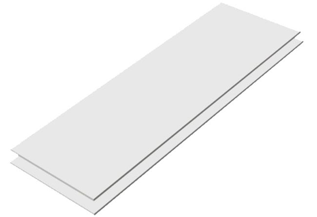 Элемент пола представляет собой изделие заводской готовности к поэлементной сборке в конструкциях стяжек сборных оснований пола «КНАУФ»