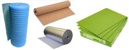 Подложка под ламинат необходима, чтобы материал служил в течение долгого времени