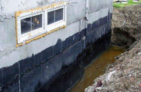 Как бороться с грунтовыми водами