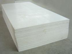 Гипсоволокнистый лист (ГВЛ) – листовой отделочный материал, подобный гипсокартону, изготавливающийся из строительного гипса