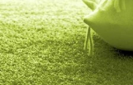 Ковровое покрытие – мягкое и теплое, но в ворсе накапливаются аллергены и микробы