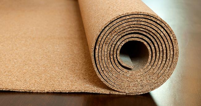 Подложку принято рассматривать, как один из видов строительных материалов
