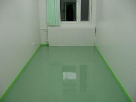 Стяжки торговой марки «Кнауф» отлично зарекомендовали себя в помещениях с нормальным уровнем влажности