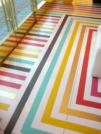 Как и чем покрасить бетонный пол