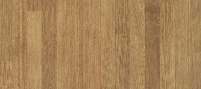 В коллекции «Creo Quick-Step» удалось замечательно сочетать ширину полос и уникальность характера и стиля каждого сорта древесины