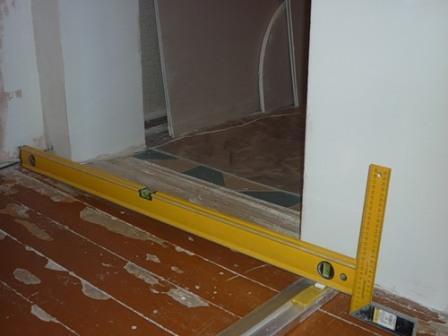 Как подготовить деревянный пол