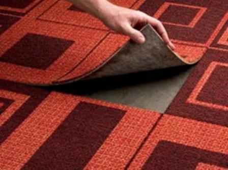 Покрытию теплого пола противопоказан термоизоляционный слой, иначе тепло в квартиру не попадет