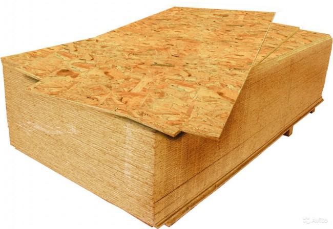 К самой качественной продукции относится материал ОСП, выпускаемый европейскими и североамериканскими производителями