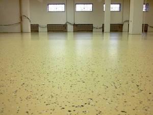 Полимерное бетонное покрытие устойчиво к любым вредным воздействиям