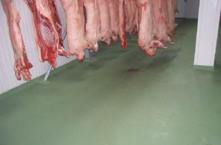 Гигиеничность – главное требование к покрытию в пищевой промышлености