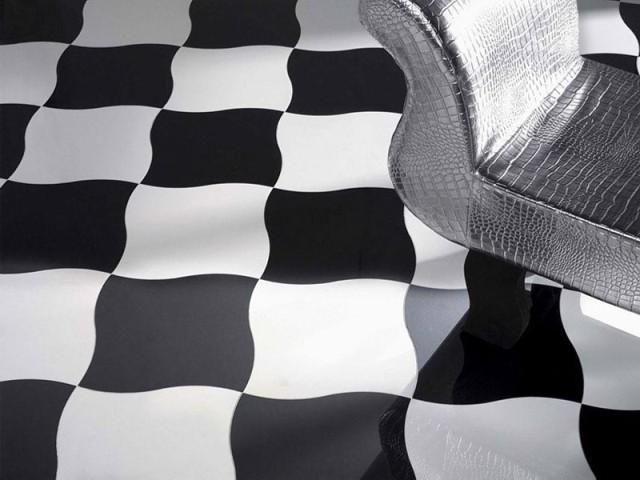 Для плитки сложной геометрии важным фактором является не формы элементов, а правильная их укладка