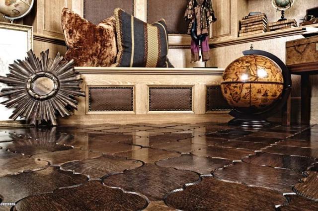 Рынок отделочных материалов изобилует разнообразием керамической напольной плитки, которая имеет различия не только в плане формы, текстуры и расцветки