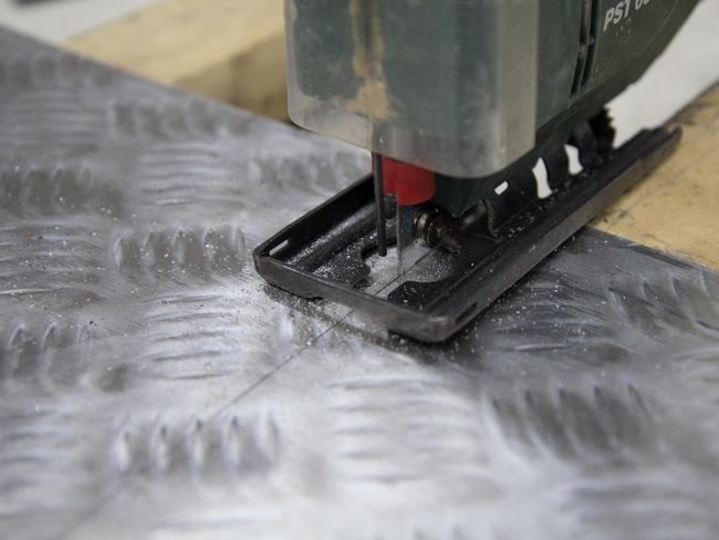 Алюминиевые листы Квинтет лучше поддаются обработке