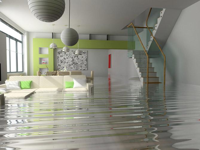 Первоочередные действия при затоплении включают в себя сбор воды с ламината, удаление плинтусов и просушивание напольного покрытия