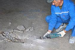 Ремонт стяжки пола - очень актуальный вопрос для человека делающего ремонт
