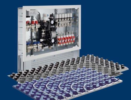Расчетная мощность теплого пола составляет 40-150 кВт на один квадратный метр