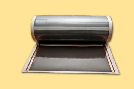 ИК пленочным полам со сплошным тепловым элементом мелкие повреждения не страшны