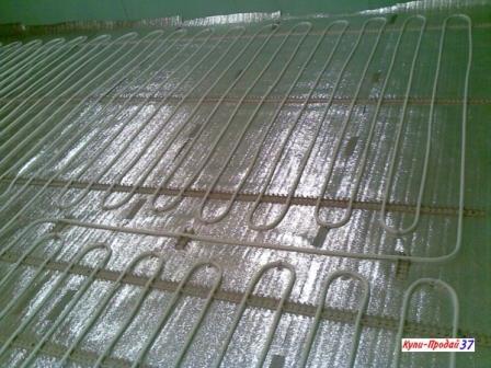 Для большинства квартир теплоизолирующих свойств фольгированного вспененного полиэтилена будет достаточно