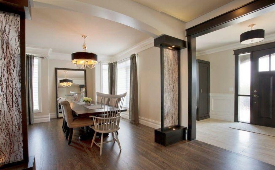 Основополагающим правилом при выборе цвета ламината является сочетаемость напольного покрытия с интерьером и стилем мебели