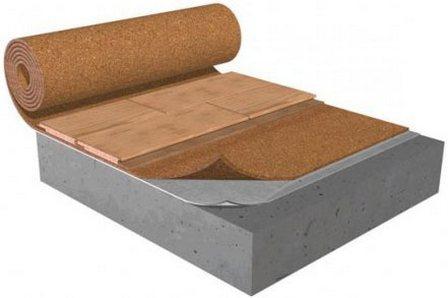 Натуральный пробковый утеплитель – экологично чистый, легкий и прочный материал