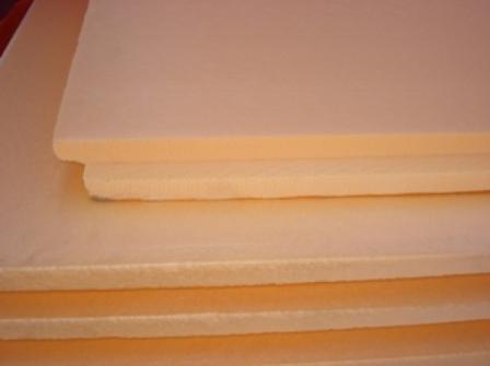 Пеноплекс продается в листах толщиной от двух до пяти сантиметров