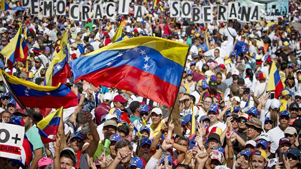 Евросоюз исключил возможность военного вторжения вВенесуэлу