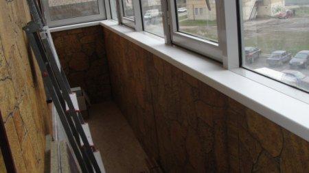 Ремонт балконa своимu руками