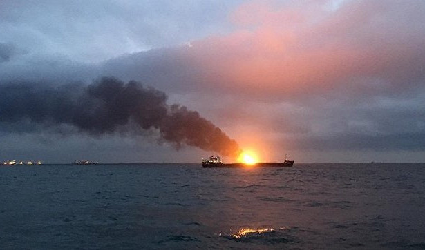 Аксенов сообщил о14погибших насудах вКерченском проливе