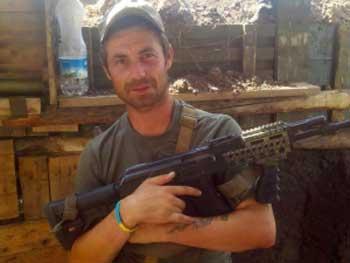 В Запорожье похоронят военного, убитого вражеским снайпером