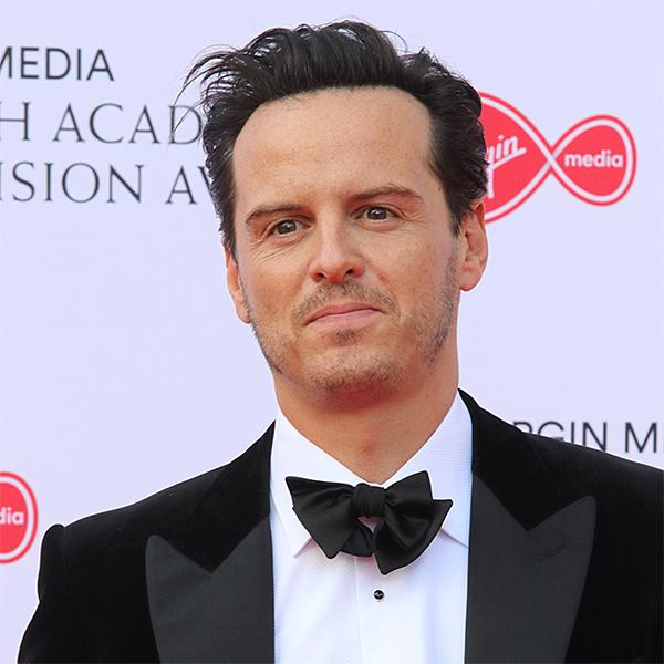 Сыгравший Мориарти в «Шерлоке» Эндрю Скотт приедет Comic Con Russia 2019