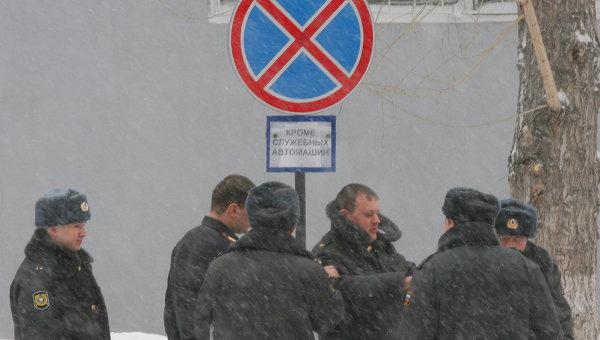 ВЧечне обстреляли передвижной пост МВД