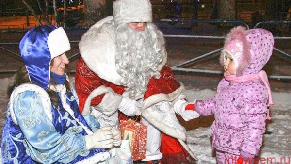 Дед Мороз из Великого Устюга, путешествует по стране, будет в Казани 1 декабря 2018 года