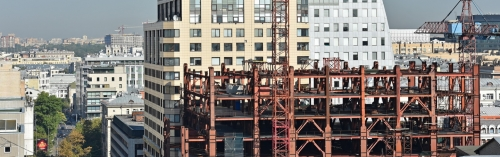 В России число незавершенных бюджетных строек сократилось на 6%