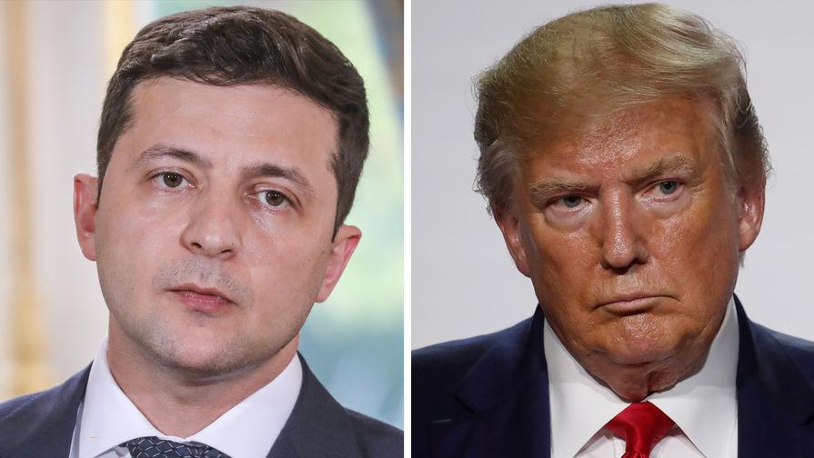 Офис президента Украины подтвердил дату встречи Зеленского и Трампа