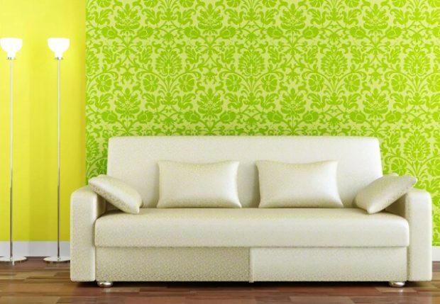 10 советов по оформлению контрастной акцентной стены в интерьере + фото