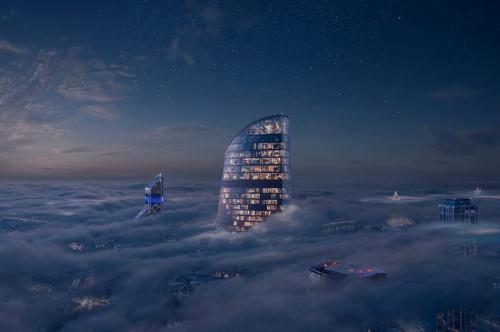 «Башня Федерация» в Сити признана «Небоскребом № 1»