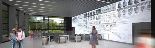 Собянин: на станции БКЛ метро «Лефортово» ведется архитектурная отделка