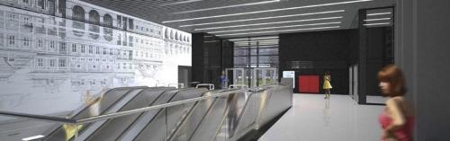 Хуснуллин: станция метро «Лефортово» на БКЛ построена на две трети