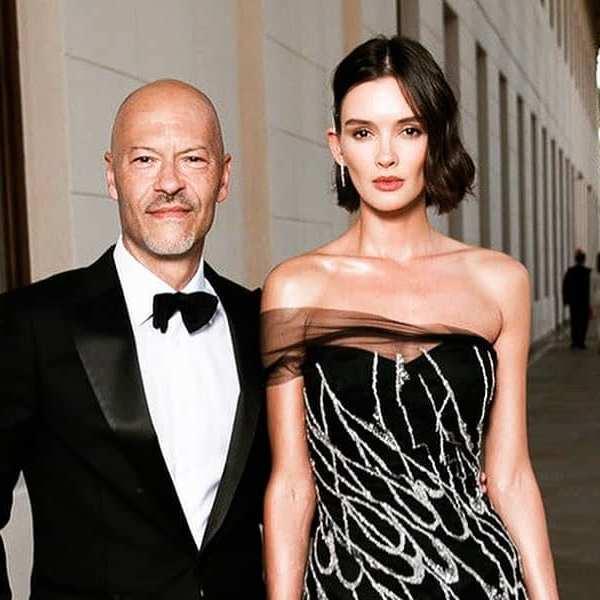 Паулина Андреева выбрала для свадьбы с Федором Бондарчуком платье стоимостью более 300 тысяч рублей