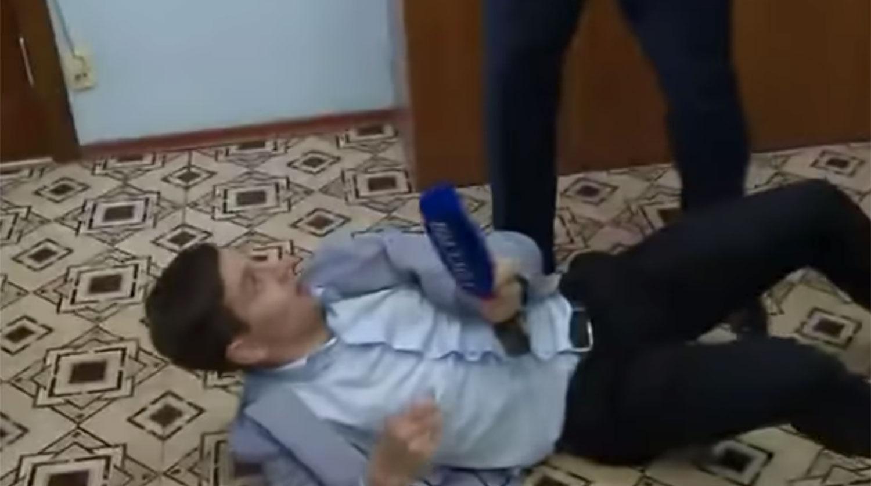 Напавшего на журналиста чиновника исключат из партии