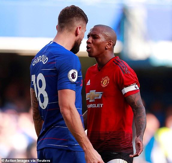 """Справедливая ничья! """"Челси"""" vs. """"Манчестер Юнайтед"""", счет 2-2."""