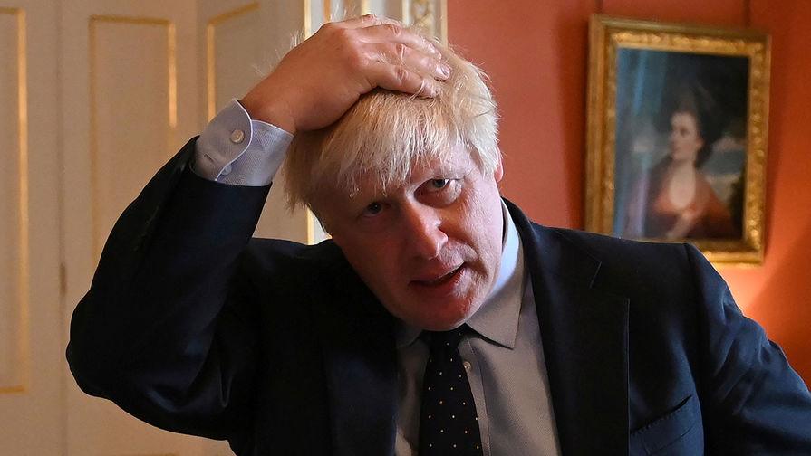 Борис Джонсон отказался оставаться в США на ночь