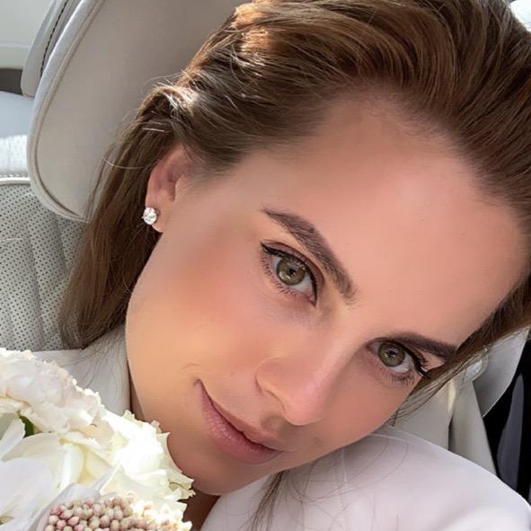 Появились первые фото со свадьбы звезды «Холостяка» Дарьи Клюкиной и Владимира Чопова