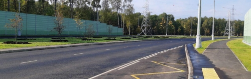 Дорогу от Варшавского шоссе до дер. Яковлево введут до конца 2023 года